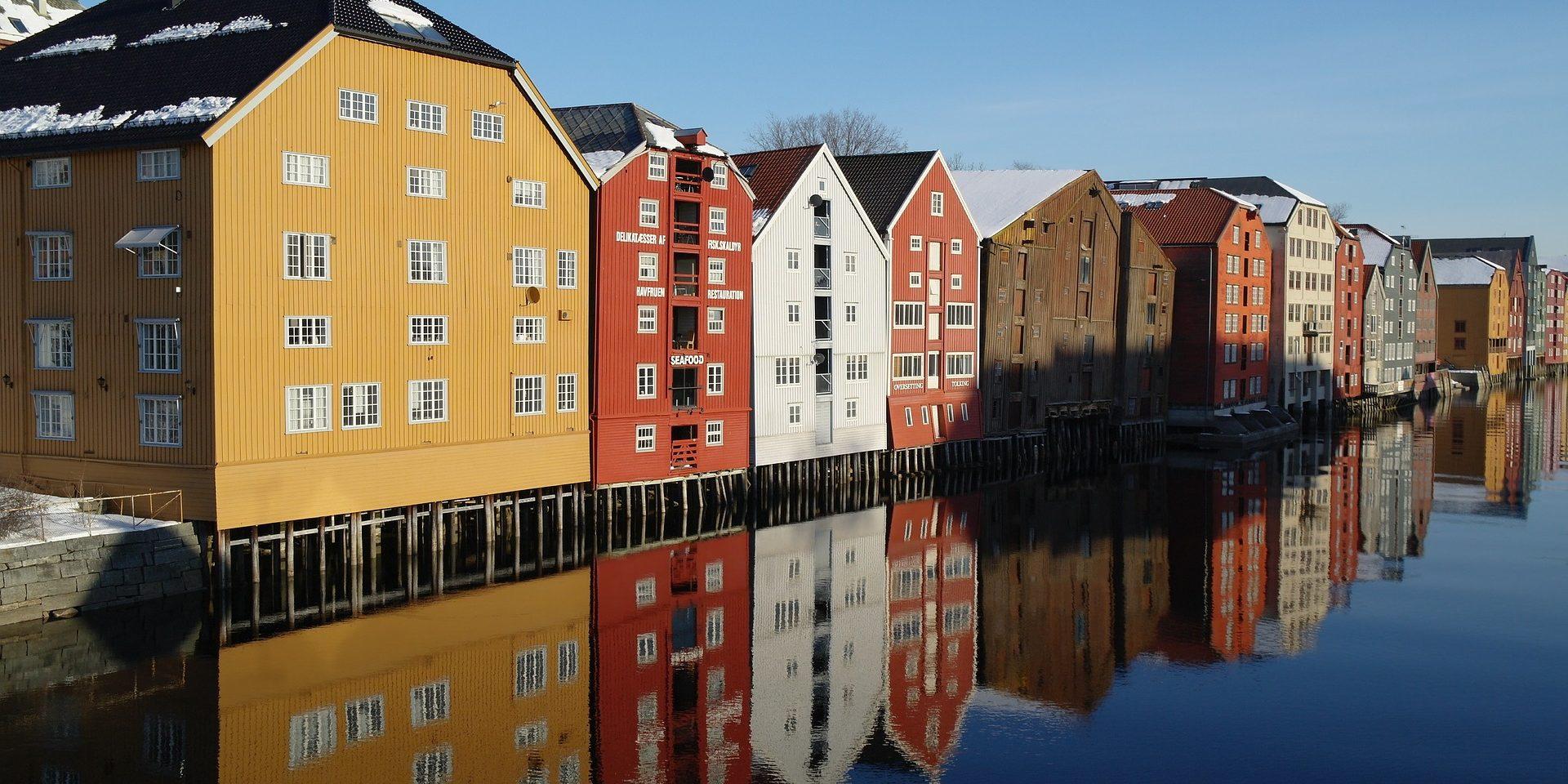 Vi utfører det meste av arbeidet i midt-norge - men har utført arbeid flere steder i landet.